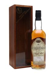 Auchentoshan 1965 31 Year Old Cask #2144