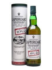 Laphroaig 10 Year Old Cask Strength Batch 003 Bot.2011