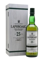 Laphroaig 25 Year Old Cask Strength Bot.2017