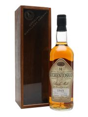 Auchentoshan 1965 31 Year Old Cask #2502