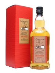 Longrow 10 Year Old 100 Proof