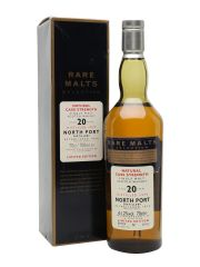 North Port Brechin 1979 20 Year Old Rare Malts