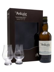 Port Askaig 8 Year Old Glass Set