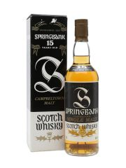 Springbank 15 Year Old Bot.1990s