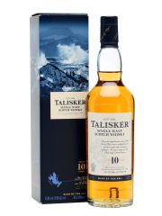 Talisker 10 Year Old Small Bottle