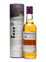 Tomintoul 16 Year Old Half Bottle