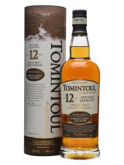 Tomintoul 12 Year Old Sherry Cask