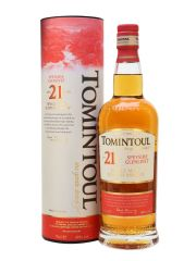 Tomintoul 21 Year Old 2017 Release