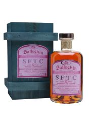 Ballechin 2005 12 Year Old Bordeaux Cask