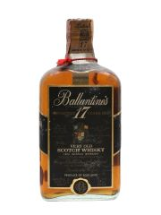 Ballantines 17 Year Old Bot.1975