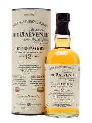 Balvenie 12 Year Old Double Wood Small Bottle