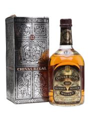 Chivas Regal 12 Year Old Bot.1980s