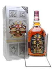 Chivas Regal 12 Year Old Large Bottle