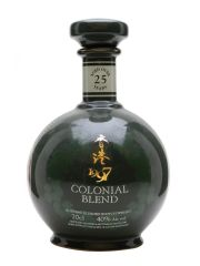 Colonial Blend 25 Year Old