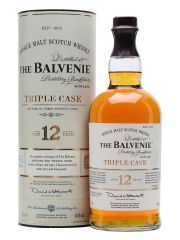 Balvenie 12 Year Old Triple Cask Litre