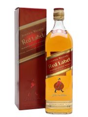Johnnie Walker Red Label Litre