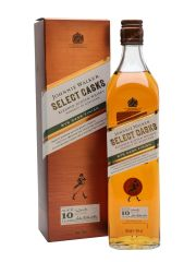 Johnnie Walker Select Cask 10 Year Old Rye Cask Finish
