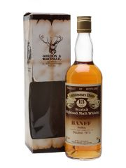 Banff 1974 13 Year Old Connoisseurs Choice