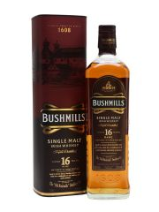 Bushmills 16 Year Old Three Wood
