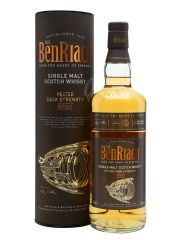 Benriach Peated Cask Strength Batch 1