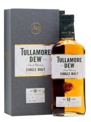 Tullamore Dew 18 Year Old