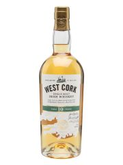 West Cork 10 Year Old Irish Whiskey