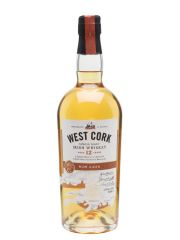 West Cork 12 Year Old Cask Collection Rum Finish