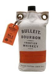 Bulleit Bourbon in Lewis Bag