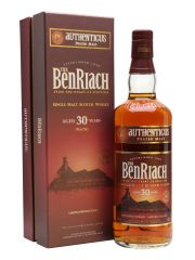 Benriach 30 Year Old Authenticus Peated