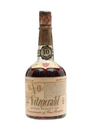 Old Fitzgerald 10 Year Old Dist.1958