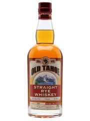 Old Tahoe Straight Rye Whiskey