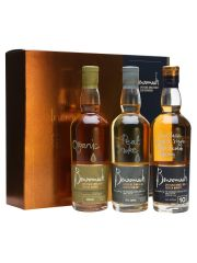 Benromach Set Peat Smoke + 10 Year Old + Organic