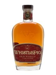 WhistlePig 12 Year Old Marriage Old World Cask Finish