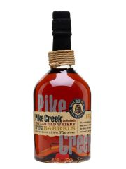 Pike Creek 10 Year Old Rum Finish
