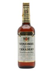 Windsor Canadian Whisky