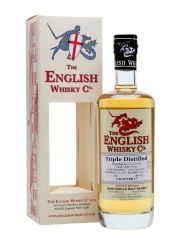 English Whisky Co. Chapter 17 Triple Distilled