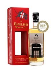 English Whisky Co. Peated TWE Exclusive