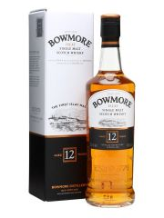 Bowmore 12 Year Old Half Bottle