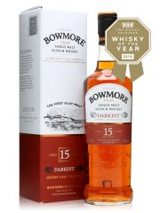 Bowmore 15 Year Old Darkest Half Bottle