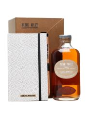 Nikka Pure Malt White Notepad and Pencil Set