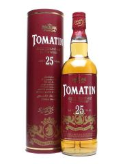 Tomatin 25 Year Old