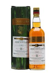 Brora 1982 21 Year Old Sherry Cask #1186 Old Malt Cask