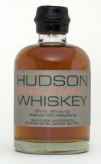 Hudson Single Malt Whiskey