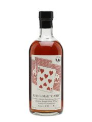 Ichiro's Malt Card Series Eight of Hearts