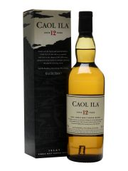 Caol Ila 12 Year Old Small Bottle