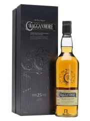Cragganmore 25 Year Old Special Releases 2014