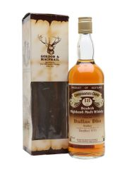 Dallas Dhu 1970 18 Year Old Connoisseurs Choice
