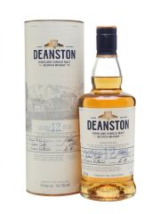 Deanston 12 Year Old Unchillfiltered