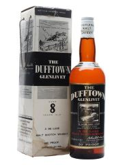 Dufftown 8 Year Old Bot.1960s