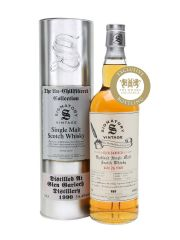 Glen Garioch 1990 Signatory for Whisky Show Old & Rare
